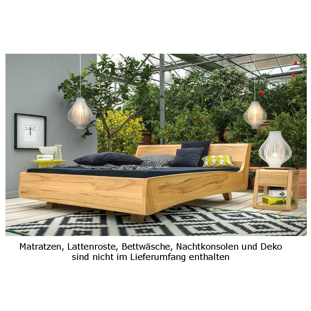 Dormiente Massivholz Bett Balena Bettgestelle Holz