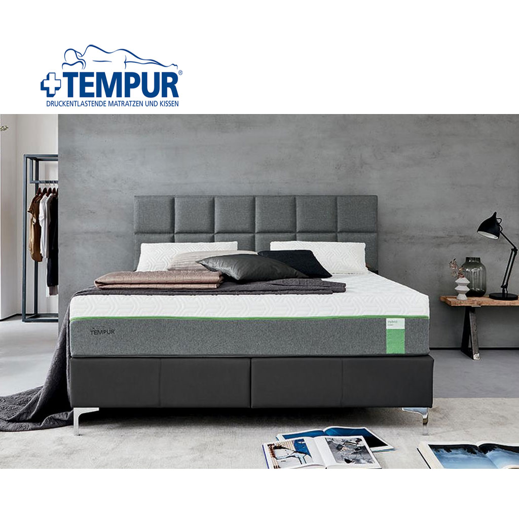 tempur betten tempur. Black Bedroom Furniture Sets. Home Design Ideas